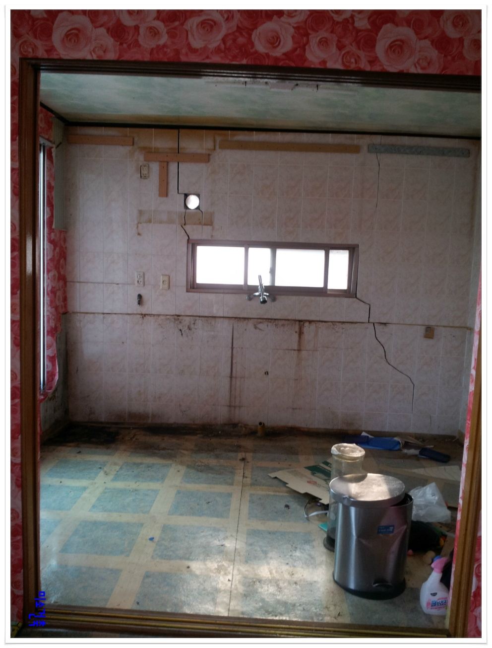 도담채 주택전문 3D플로링  오래된 벽돌집 주요 구조부외 전체 ...