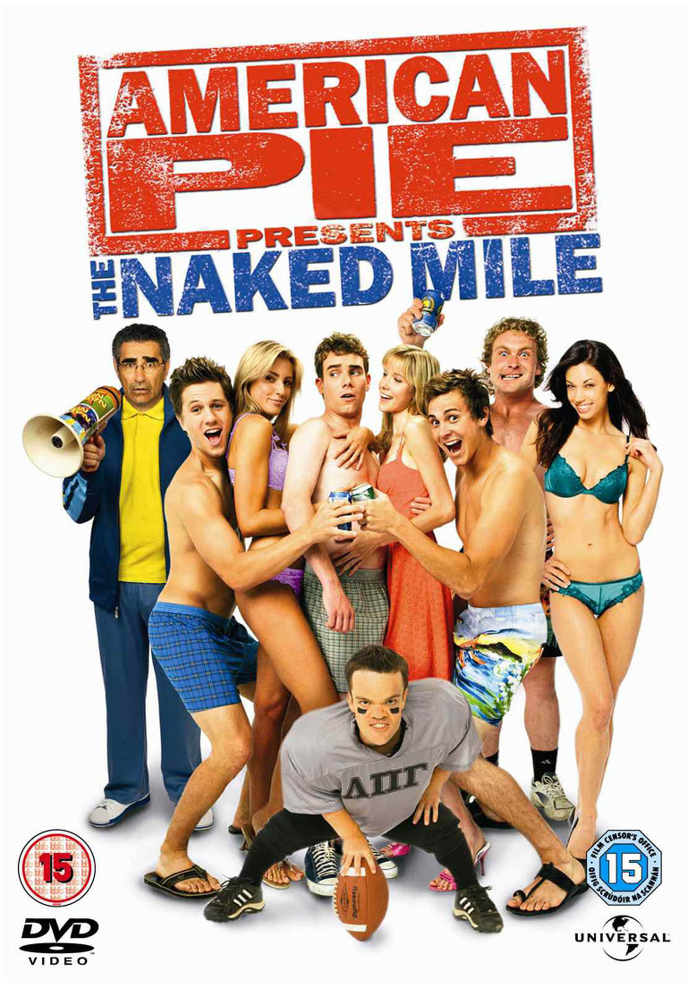 American Pie Presents The Naked Mile (2006) :: starring