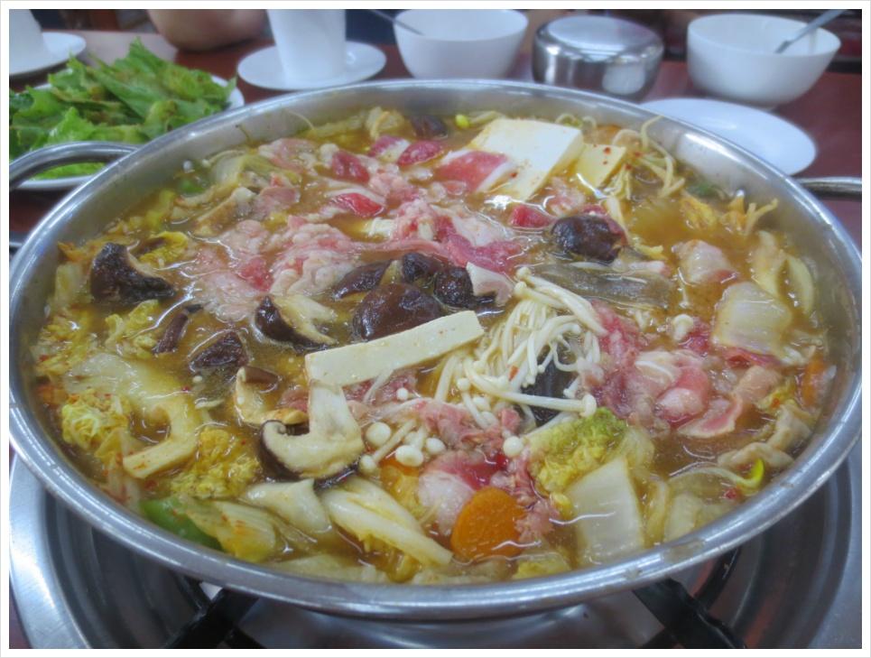 [장가계] 장가계에서 먹었던 한국음식과 중국음식