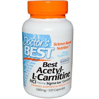 아세틸 엘 카르니틴 ( Acetyl-L-Carnitine )