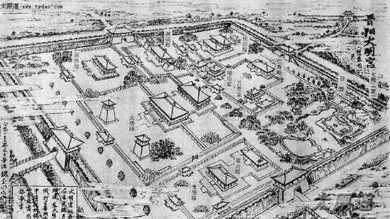 진양성(晋陽城): 중국에서 풍수가 가장 뛰어난 도시