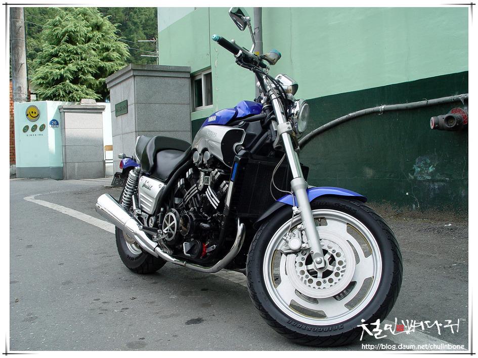 YAMAHA V-MAX1200